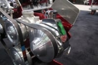 SEMA 2016: Accessory-Drive Options From March Performance