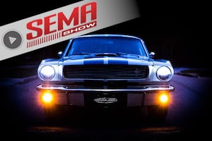 SEMA 2016: Total Cost Involved, Classic Mustang Suspension