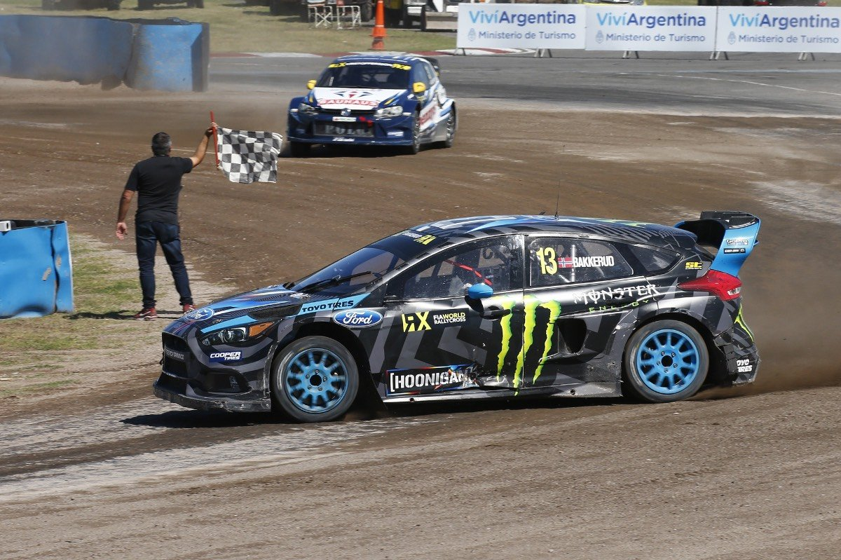 Focus RS RX Wins FIA World Rallycross Argentina