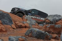 2017 Raptor Owners Receive A Free Off-Road Driving School