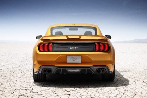 Hear The All-New 2018 Mustang GT's Active Exhaust!