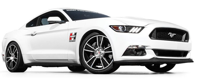 You Could Win A Hurst Elite Series 2015 Mustang GT!