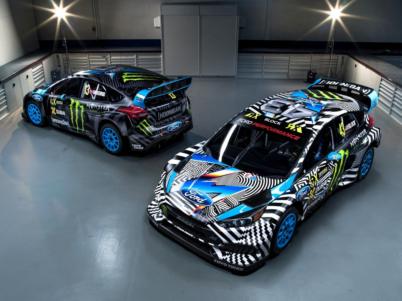 Inside The Development Of The Ford Performance Focus RS RX