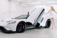 Video: Ford GT Stars In Graffiti Performance Art