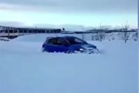 Who Needs A Snowplow When You Own A Focus RS?