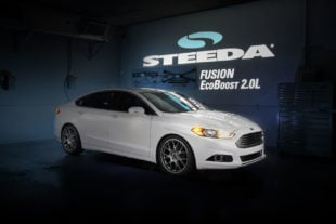Video: Steeda Project Ford Fusion EcoBoost 2.0 Build
