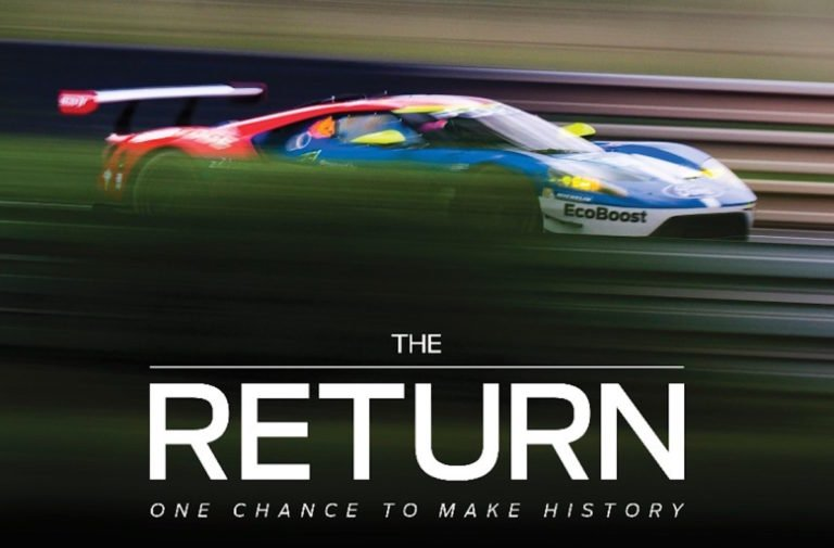 Ford Gt Le Mans Documentary Debuts On Amazon