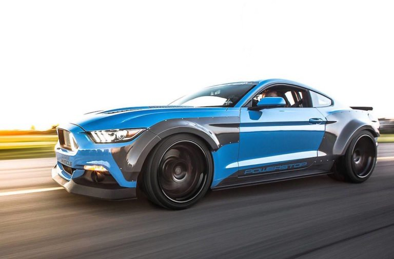 Win A Supercharged, 685HP Ultimate Ford Mustang!