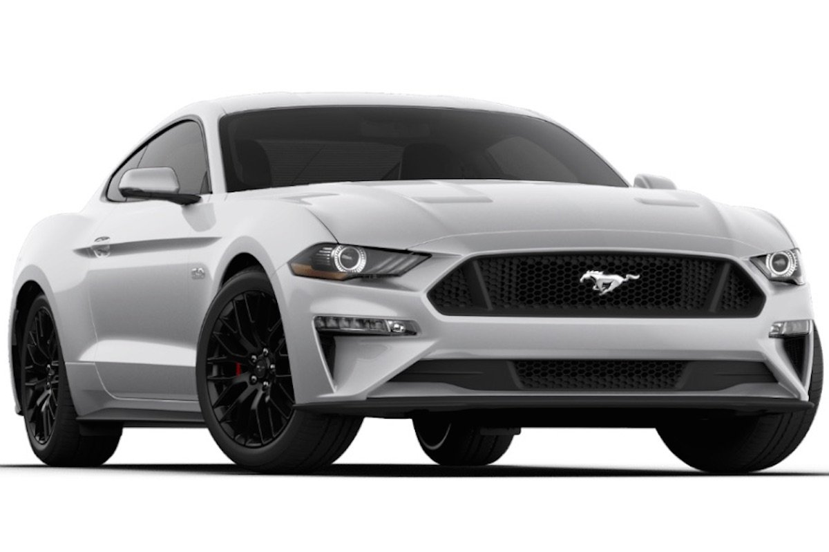 Build Your Dream 2018 Mustang Starting At 25 585