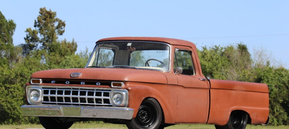 This Coyote-Swap F100 Is More Than Meets The Eye