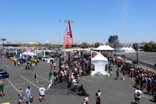 24,000+ Car Fans Invade SoCal On Auto Enthusiast Day