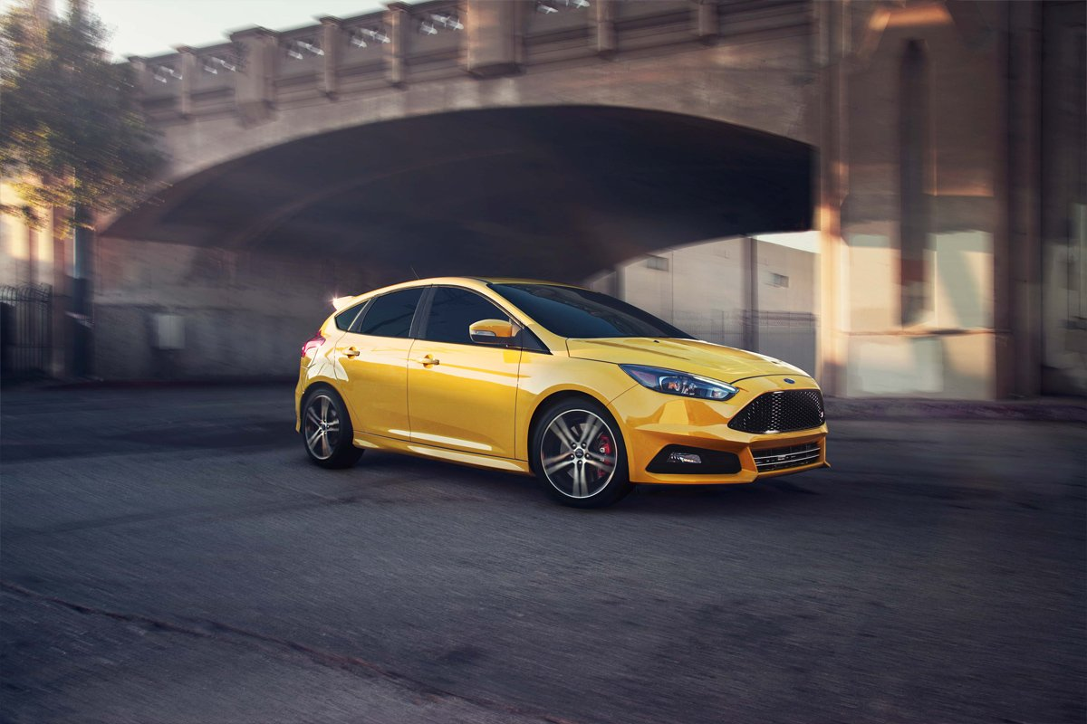 What Can A Turbocharger Upgrade Do For A Focus St