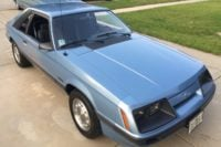 Clean, Low-Mile '85 Mustang LX Looks Like A Steal