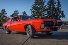 Blue Oval Icons: Mercury Cougar Eliminator