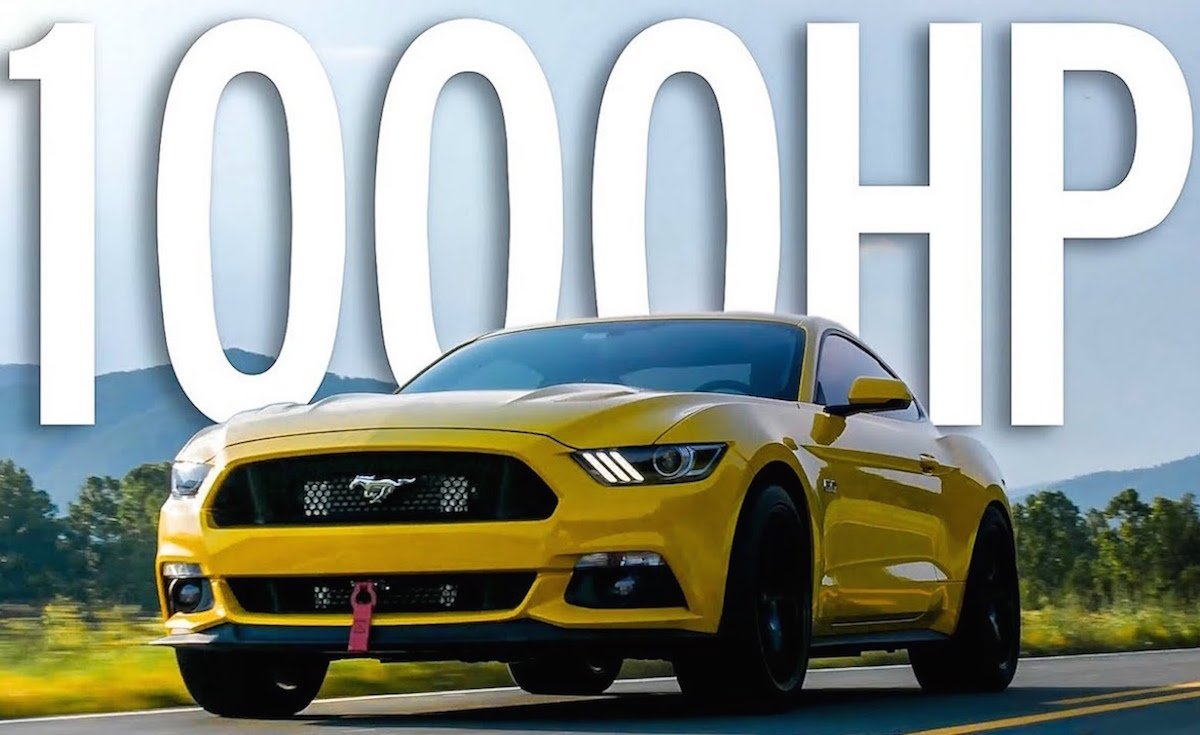 Driving A 1,000HP S550 Is Easier Than You Imagined