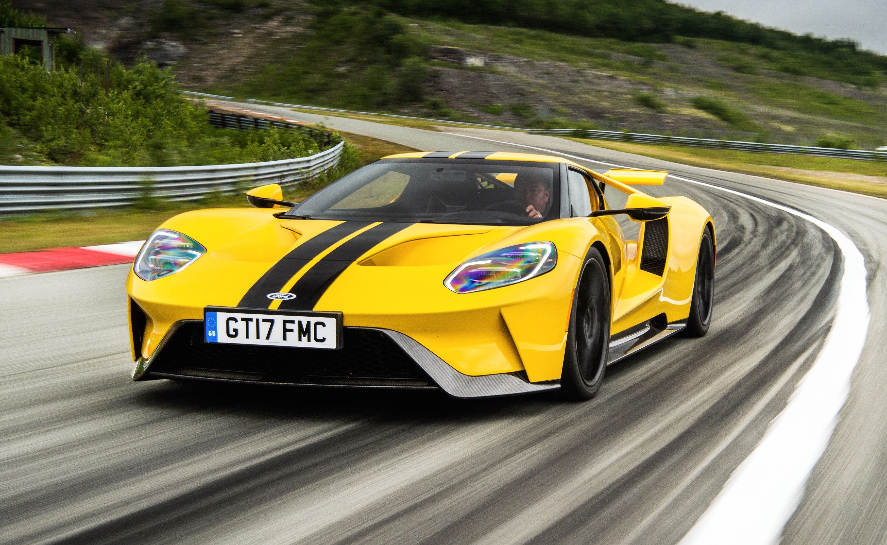What's It Like To Take A Dream Road Trip In A Ford GT?