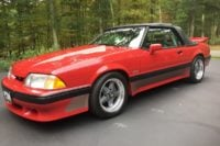 This Drop-Top Saleen Mustang Might Be A Steal!