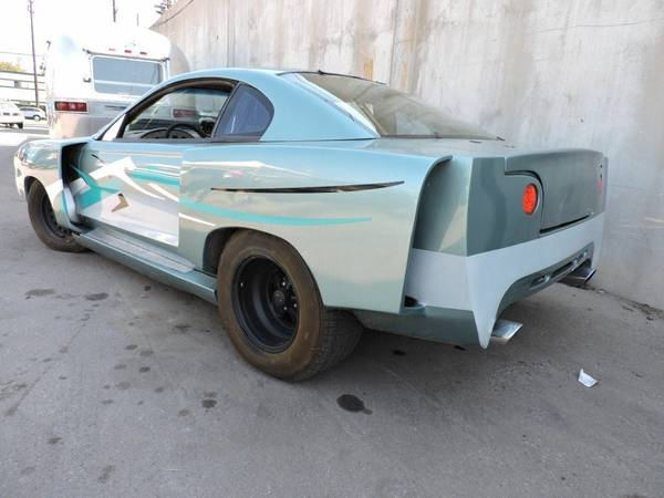 Is This 'Custom' Mustang The Armpit Of All SN95s?