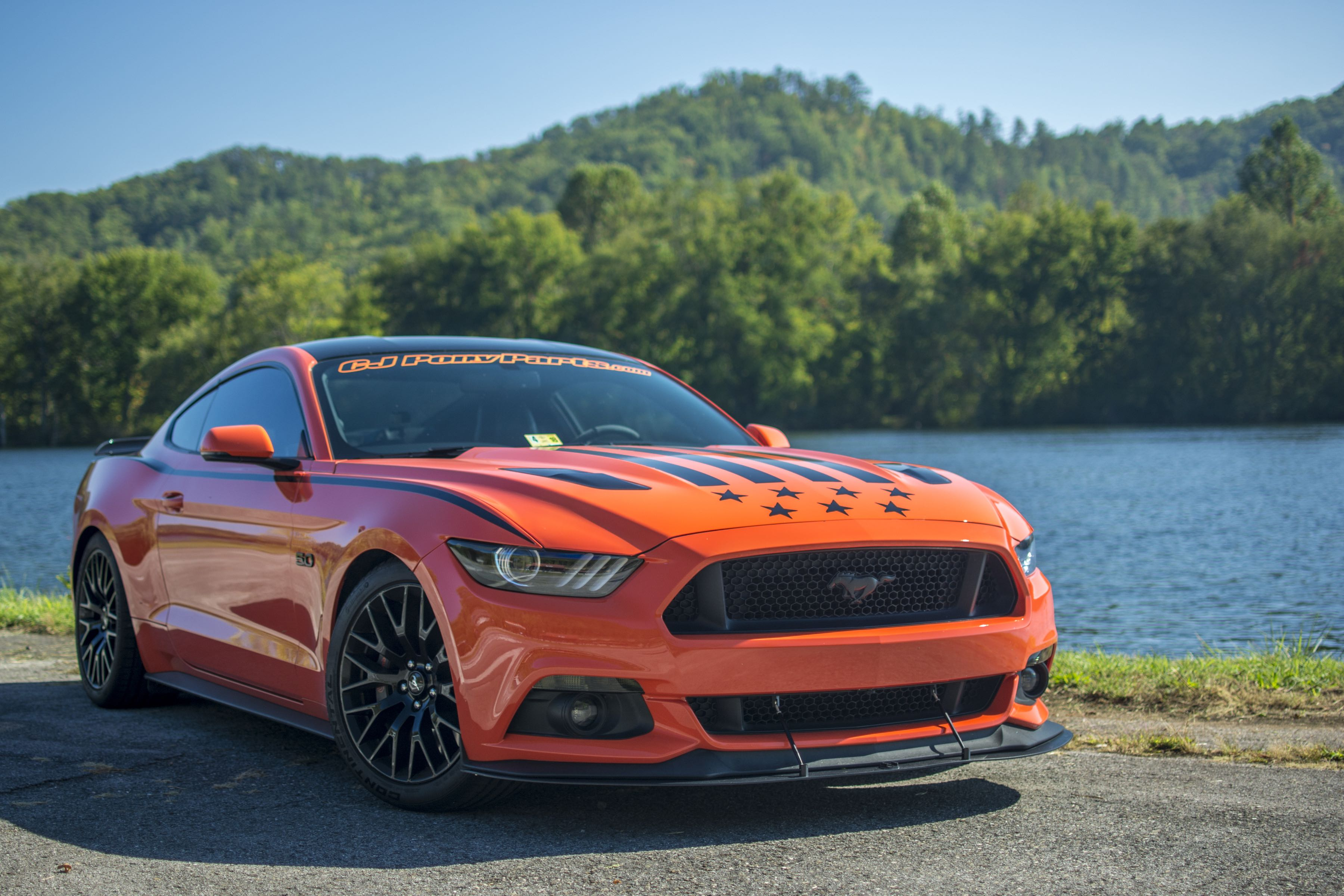 Taming The Dragon In A Bolt-On 2015 Mustang GT