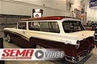 SEMA 2017: ARP Unveils Bob Florine's 1957 2-Door Ford Ranch Wagon