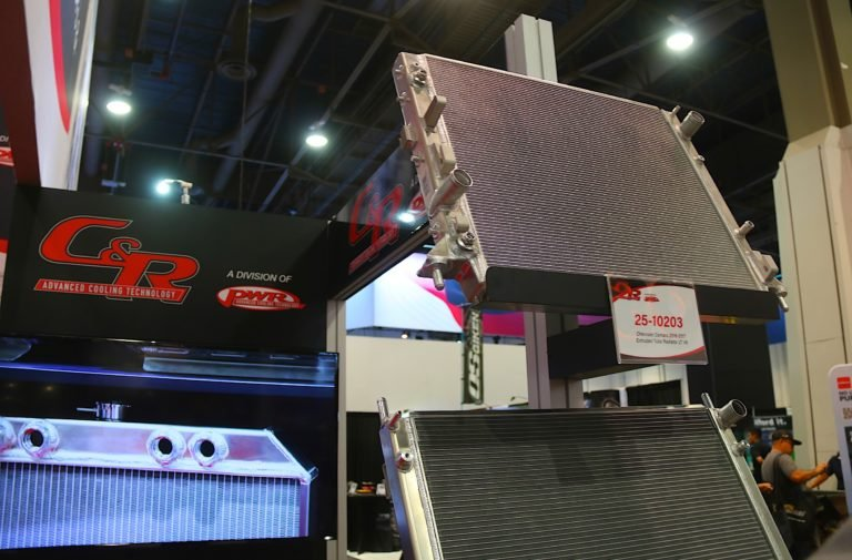 SEMA 2017: C&R Racing Introduces More Cooling Options