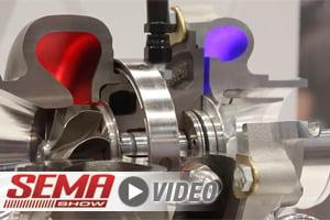 SEMA 2017: Garrett Releases New G-Series Small Displacement Turbos