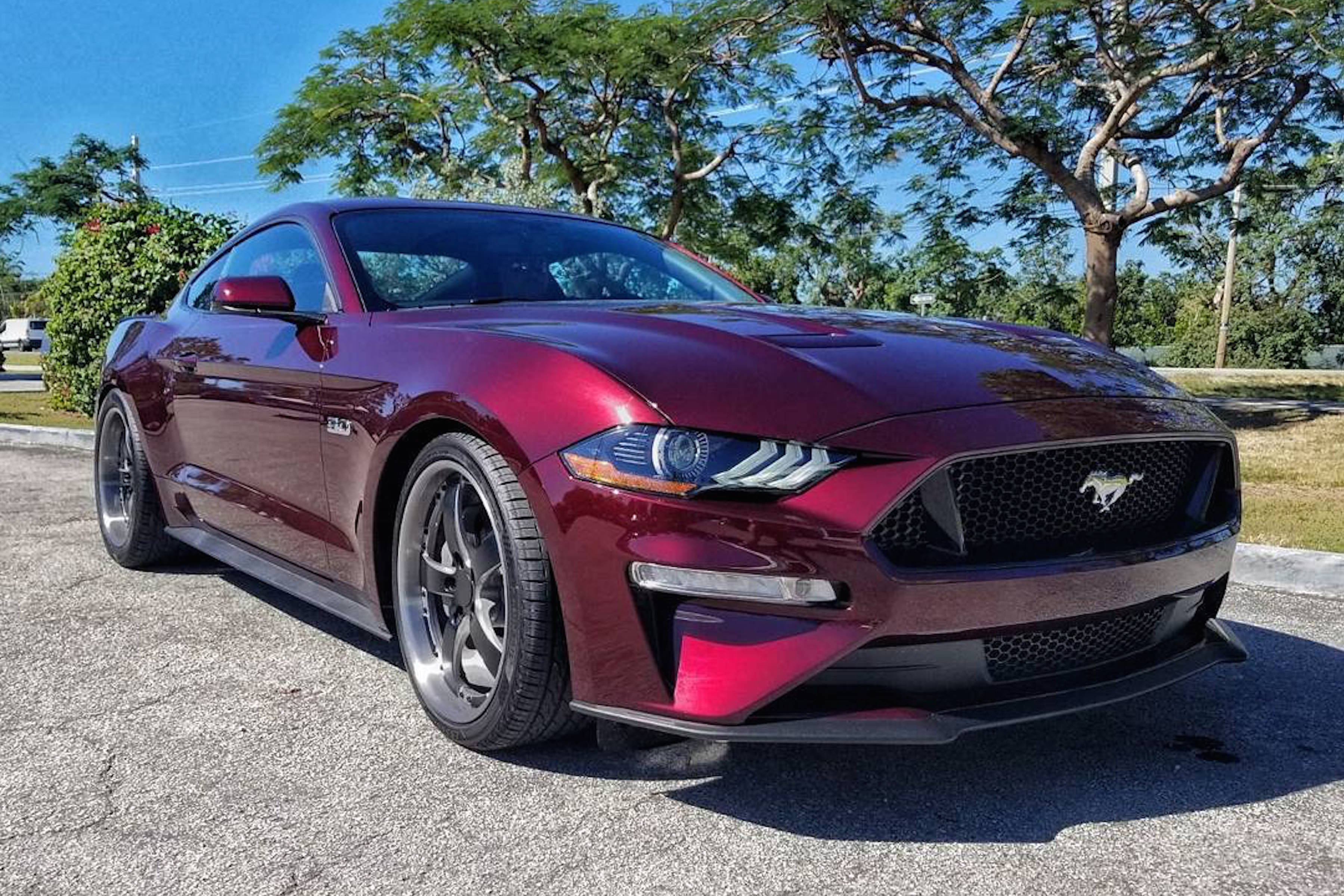Blown 2018 Mustang Lowers Quarter-Mile Record