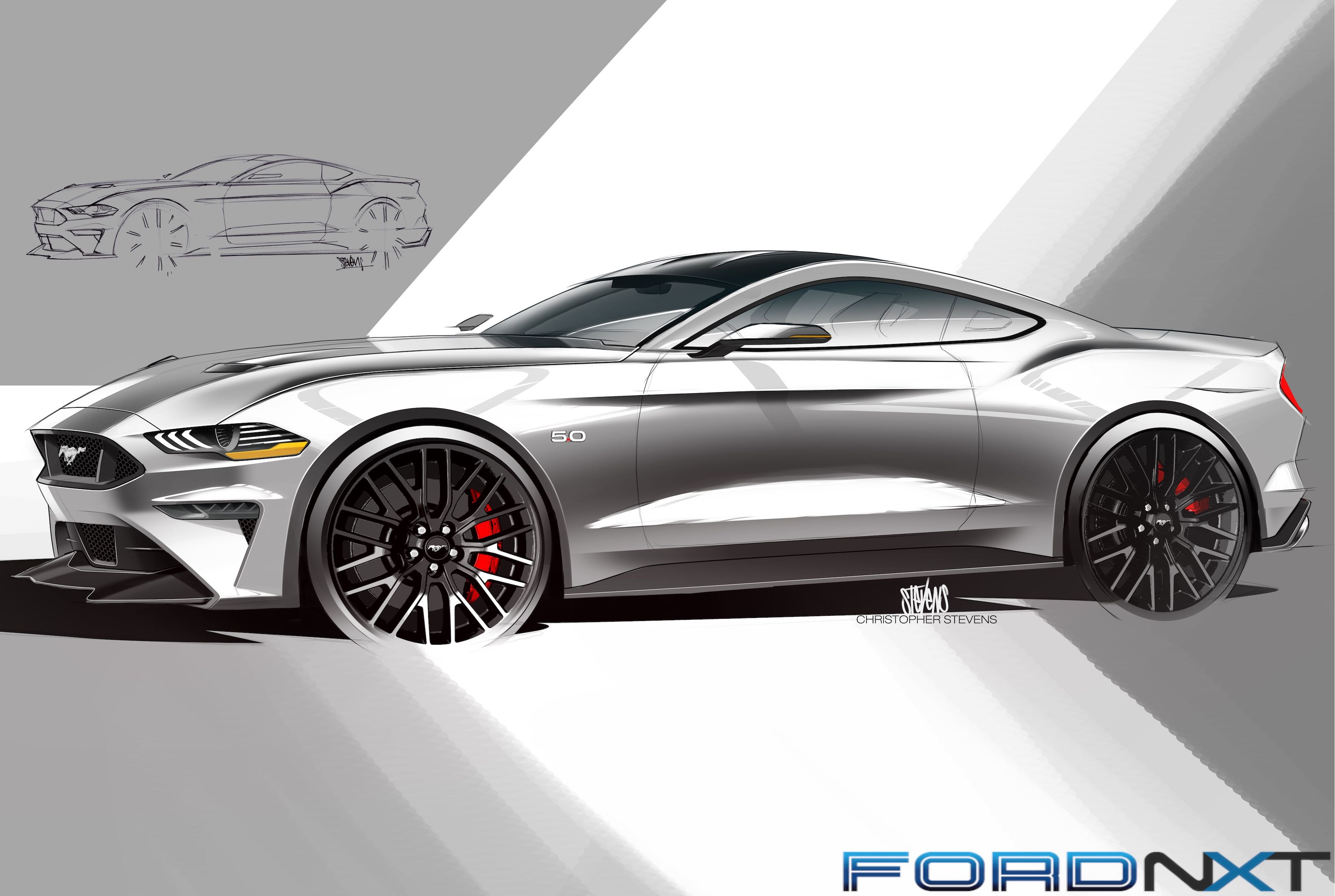 Is The Next-Gen S650 Mustang Production Slated For 2021?