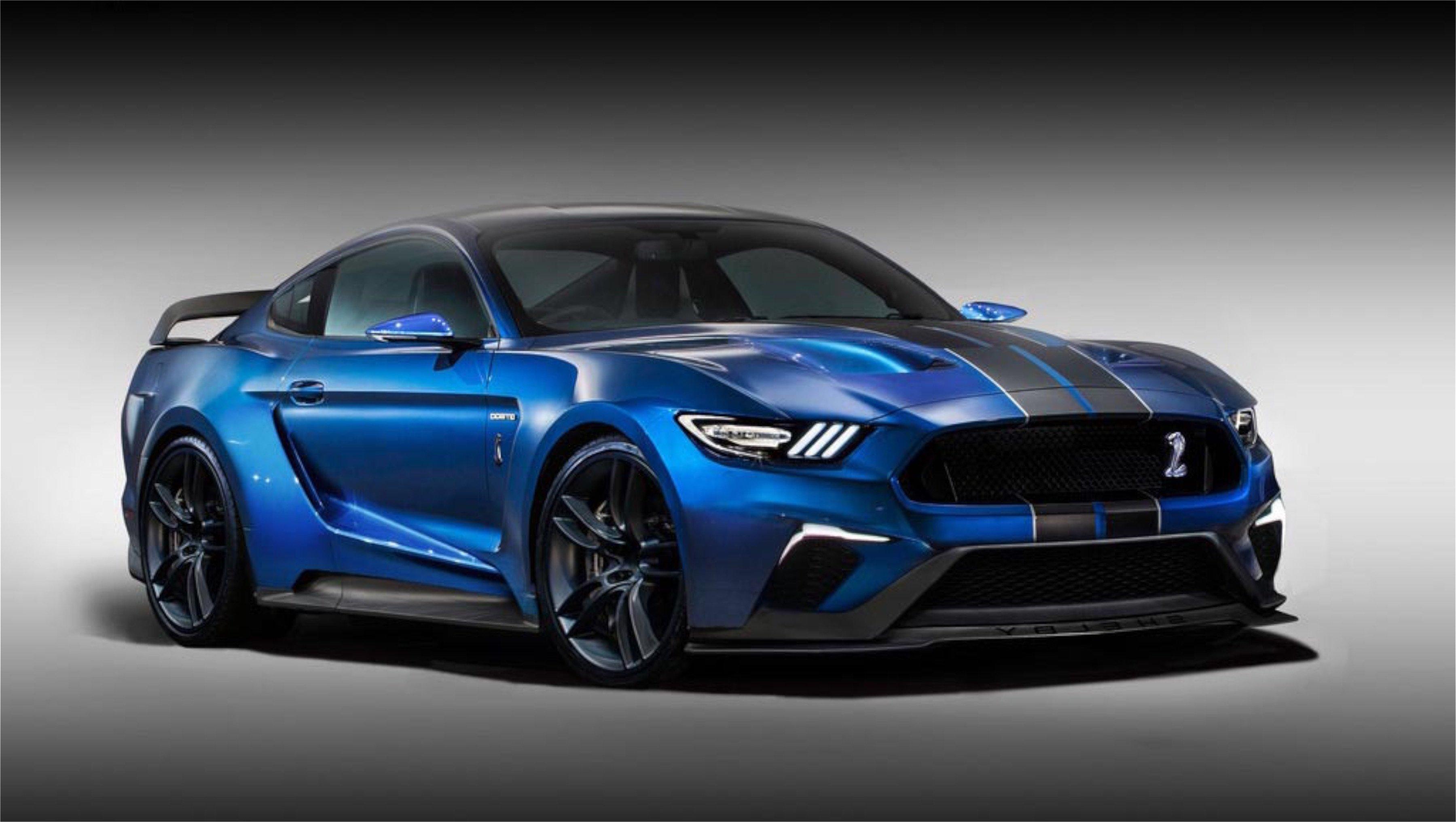 Next-Gen Shelby GT500 Predator 5.2 Engine Fully Exposed!