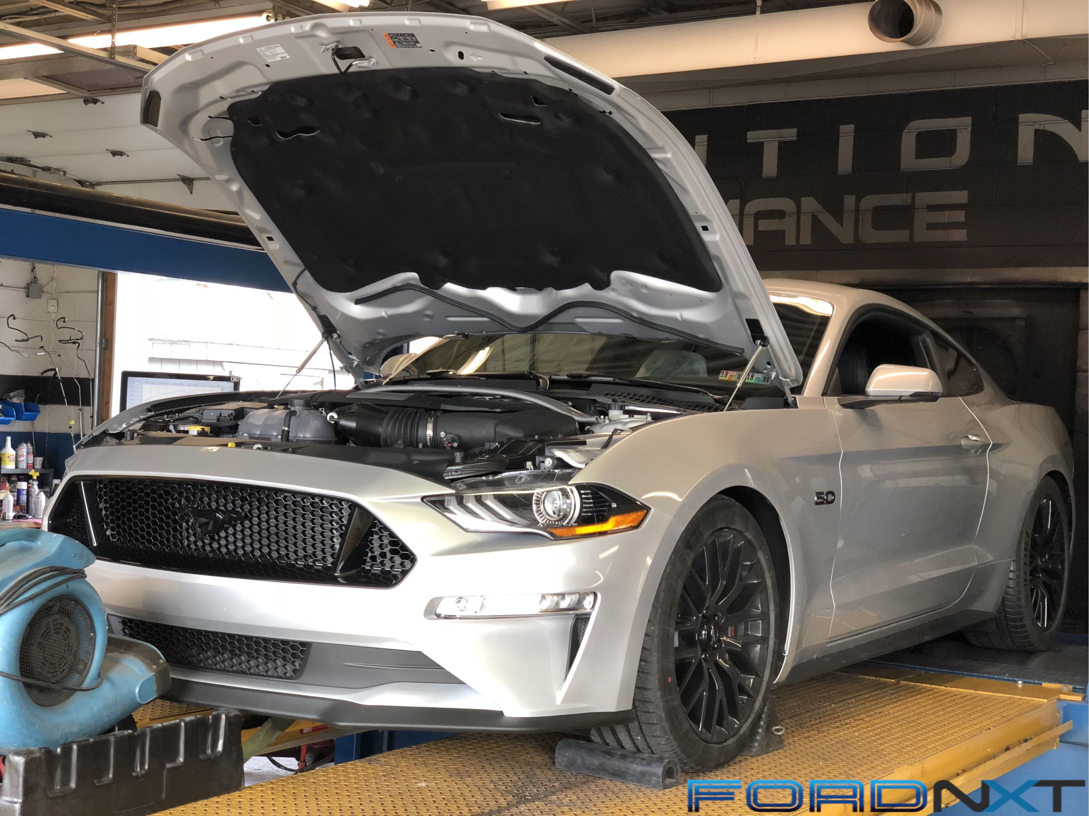 Bolt-On NA 2018 Mustang Blasts Out Over 500 RWHP