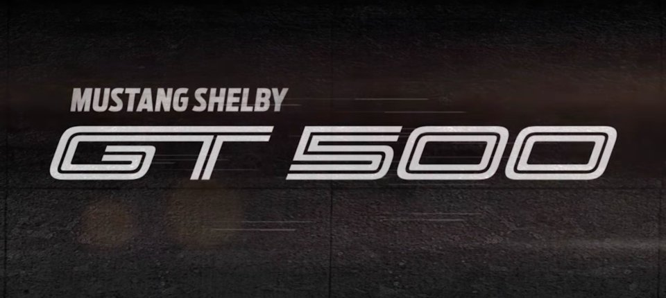 Snake Attack! Ford Teases 700+HP 2019 Shelby GT500