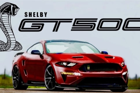Will The 2019 Shelby GT500 Be A 200-MPH Monster?