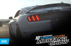 The AmericanMuscle Show Is Earlier This Year
