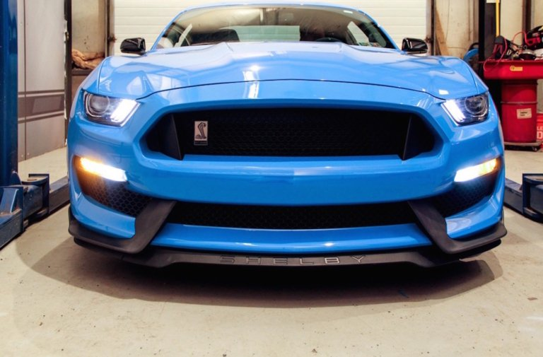 Clearly Light Your Shelby GT350's Path With An LED Upgrade