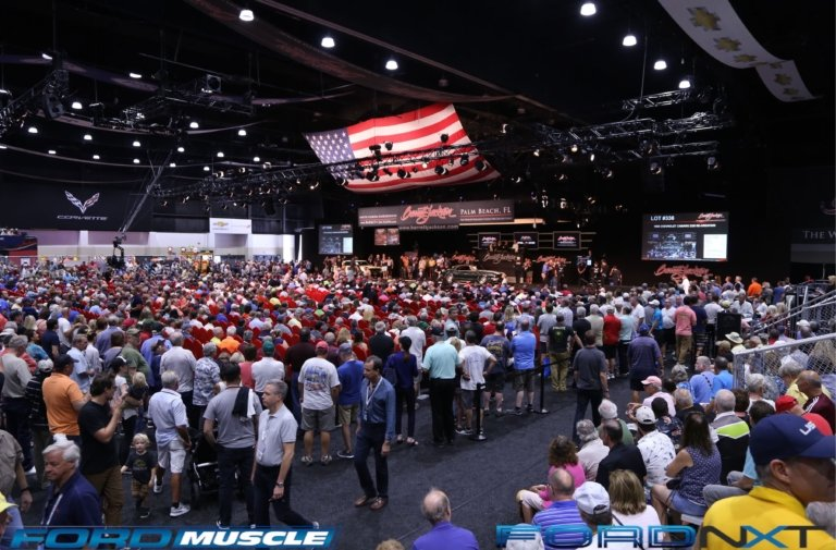 A Blue Oval Bonanza At Barrett-Jackson In West Palm Beach