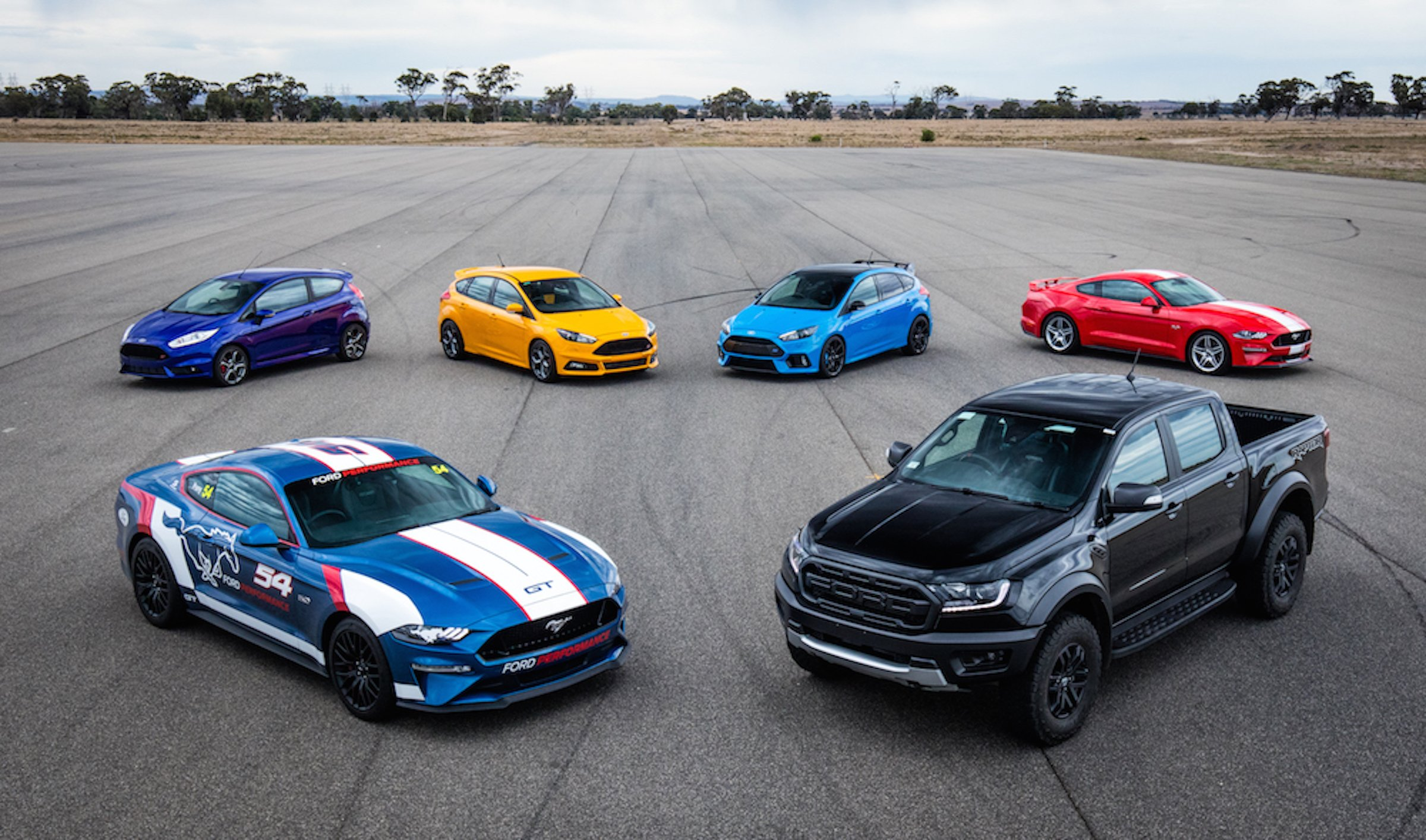 ford performance expands down under with mustang supercars. Black Bedroom Furniture Sets. Home Design Ideas