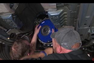 Installing A SPEC Stage 3+ Clutch On A 600HP 2015 Mustang
