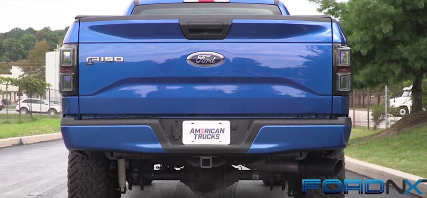 Unleash Your Ecoboost F 150 S Sound With Flowmaster S Outlaw Exhaust