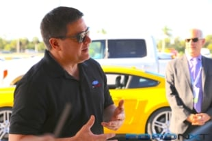 Five Questions With Ford Performance Marketing Manager Jim Owens