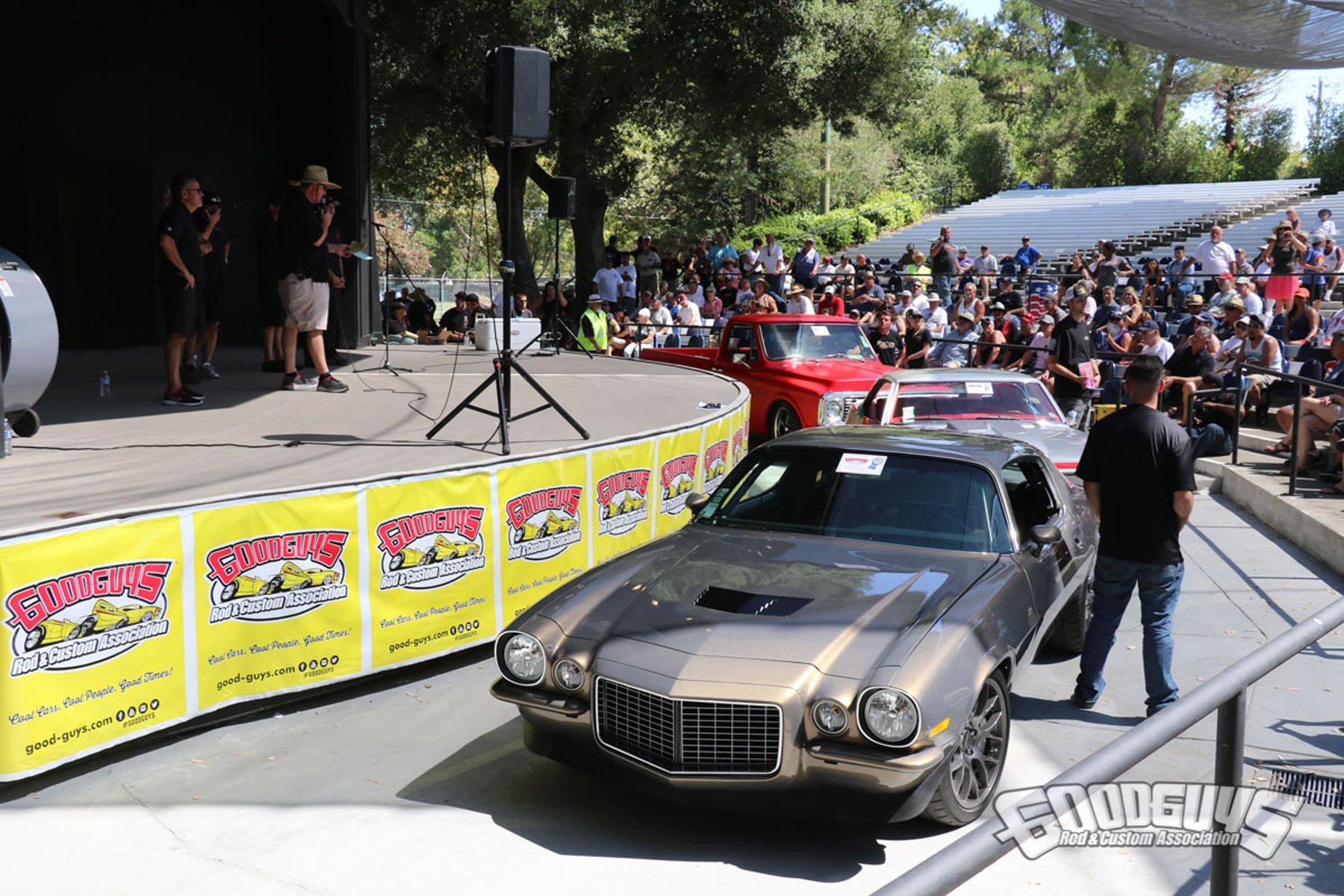 Goodguys Are Coming Back To Pleasanton California - The good guys auto