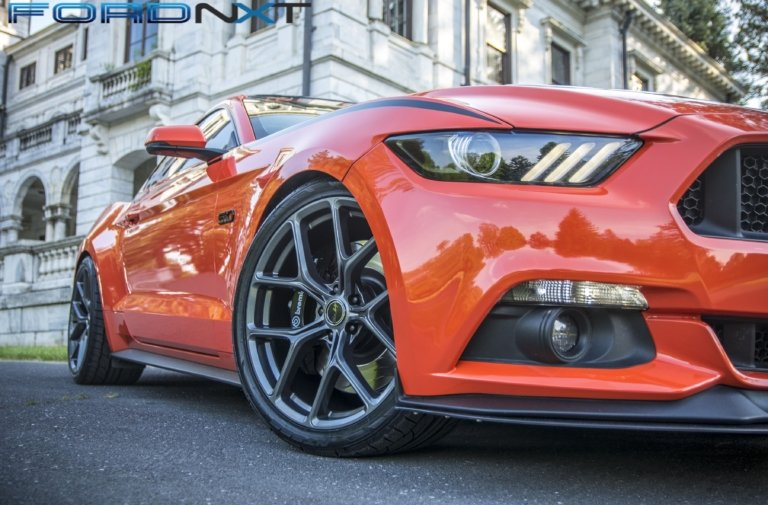 Shelby CS3 Wheel Offers Performance Pack Looks In 20-inch Style
