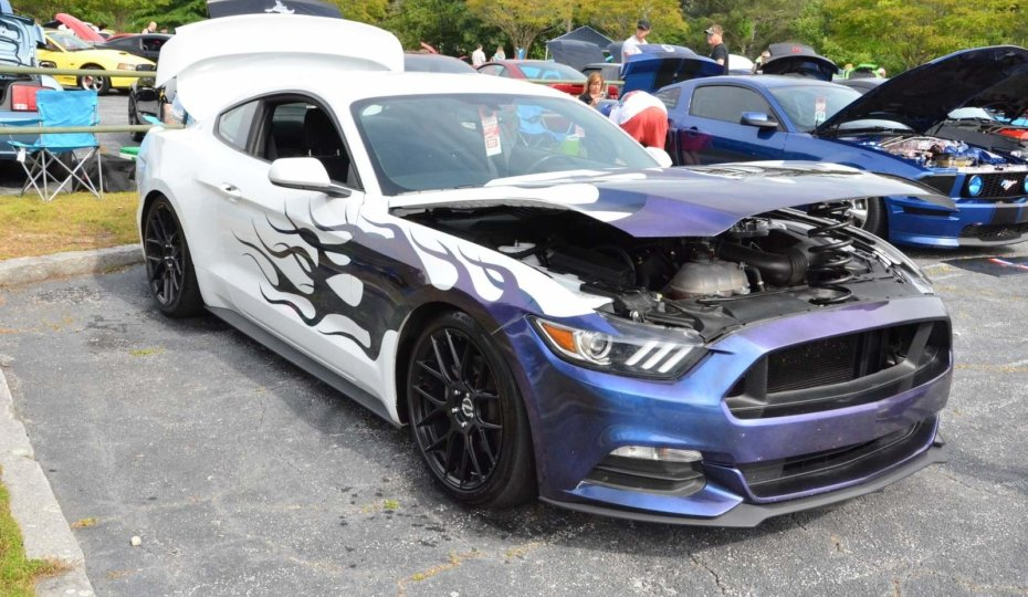 Five Favorites From The 2018 Mustangs At The Mountain Show