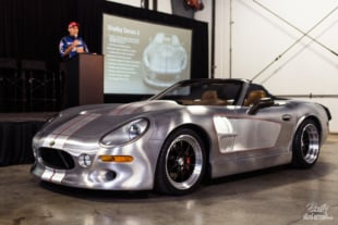 The 'Shelby Series' Returns With New 800HP Shelby American Series 2