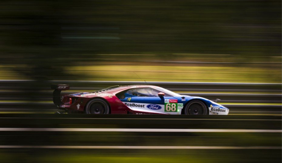 Ford GT Races To The Podium Again At The 24 Hours of Le Mans