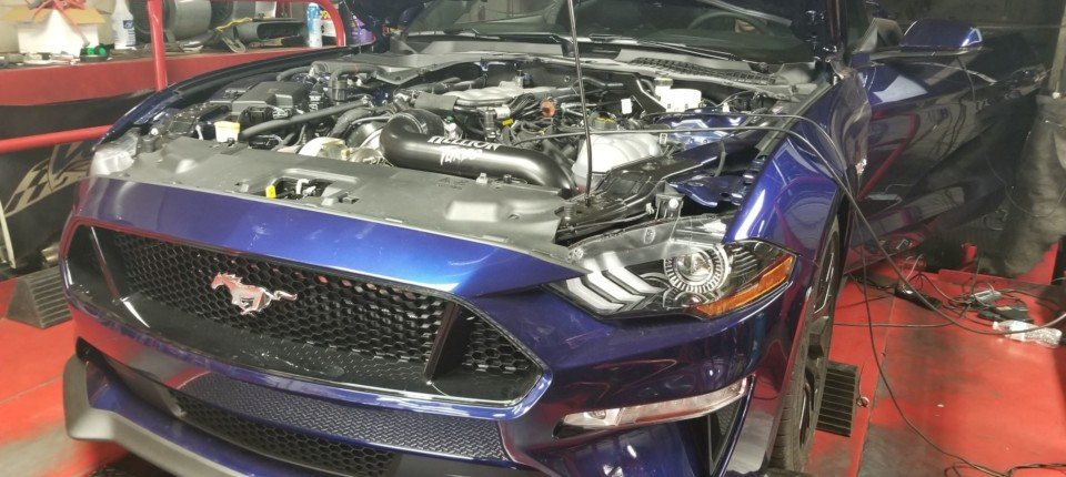 Twin-Turbo, Stock-Block 2018 Mustang Raises The Bar To 1,194 RWHP