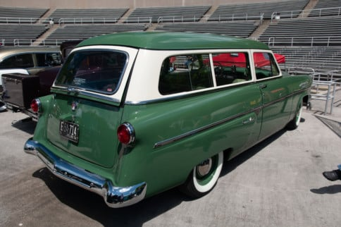 This 1954 Ford Family Heirloom Became A Modernized Cruiser
