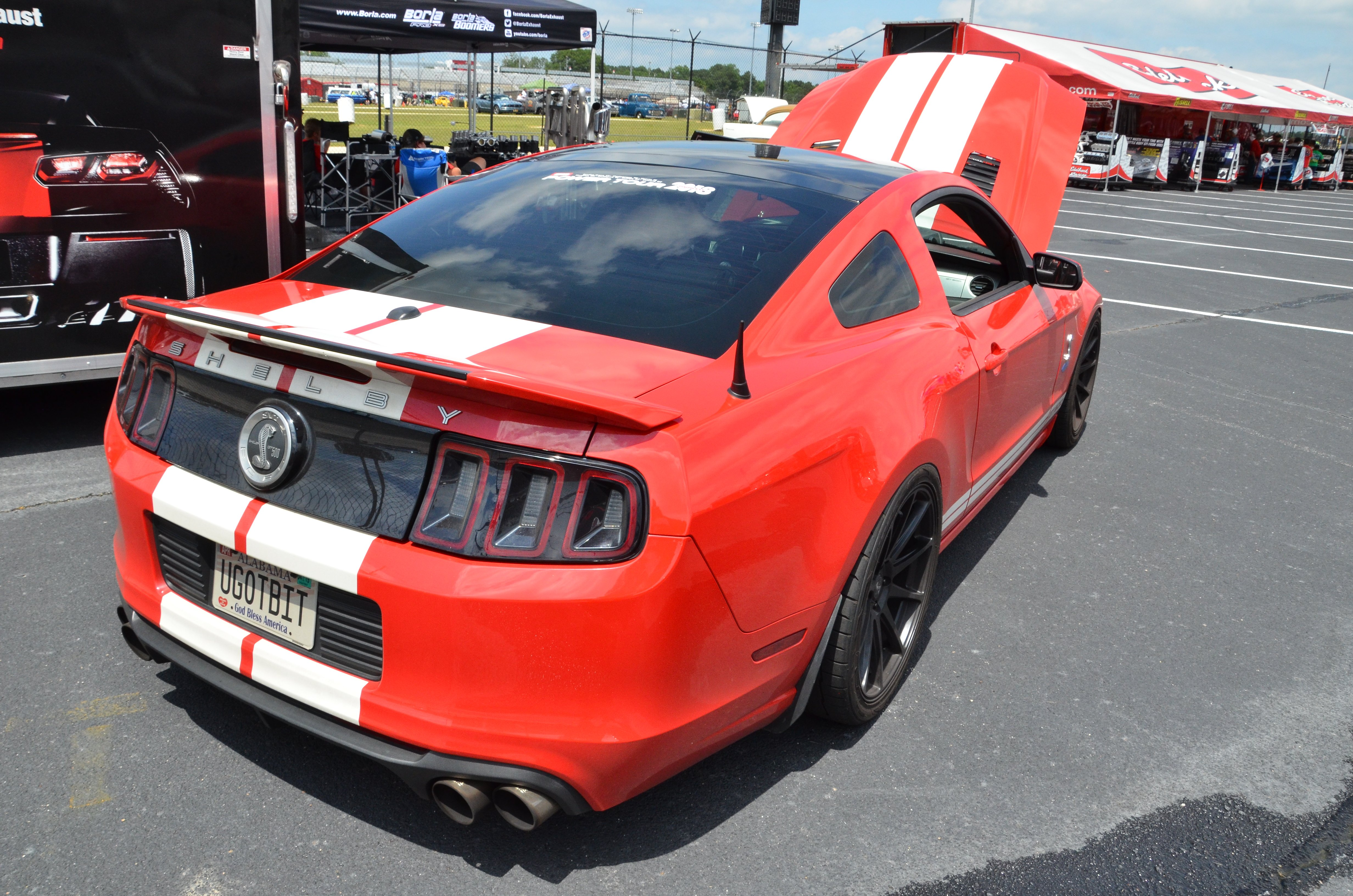 Joyriding In A 750+HP Kenne Bell-Boosted Shelby GT500 Looks Like Fun
