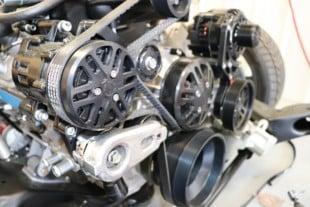 Engine Pulleys — Old-School Tradition Meets New-School Innovation