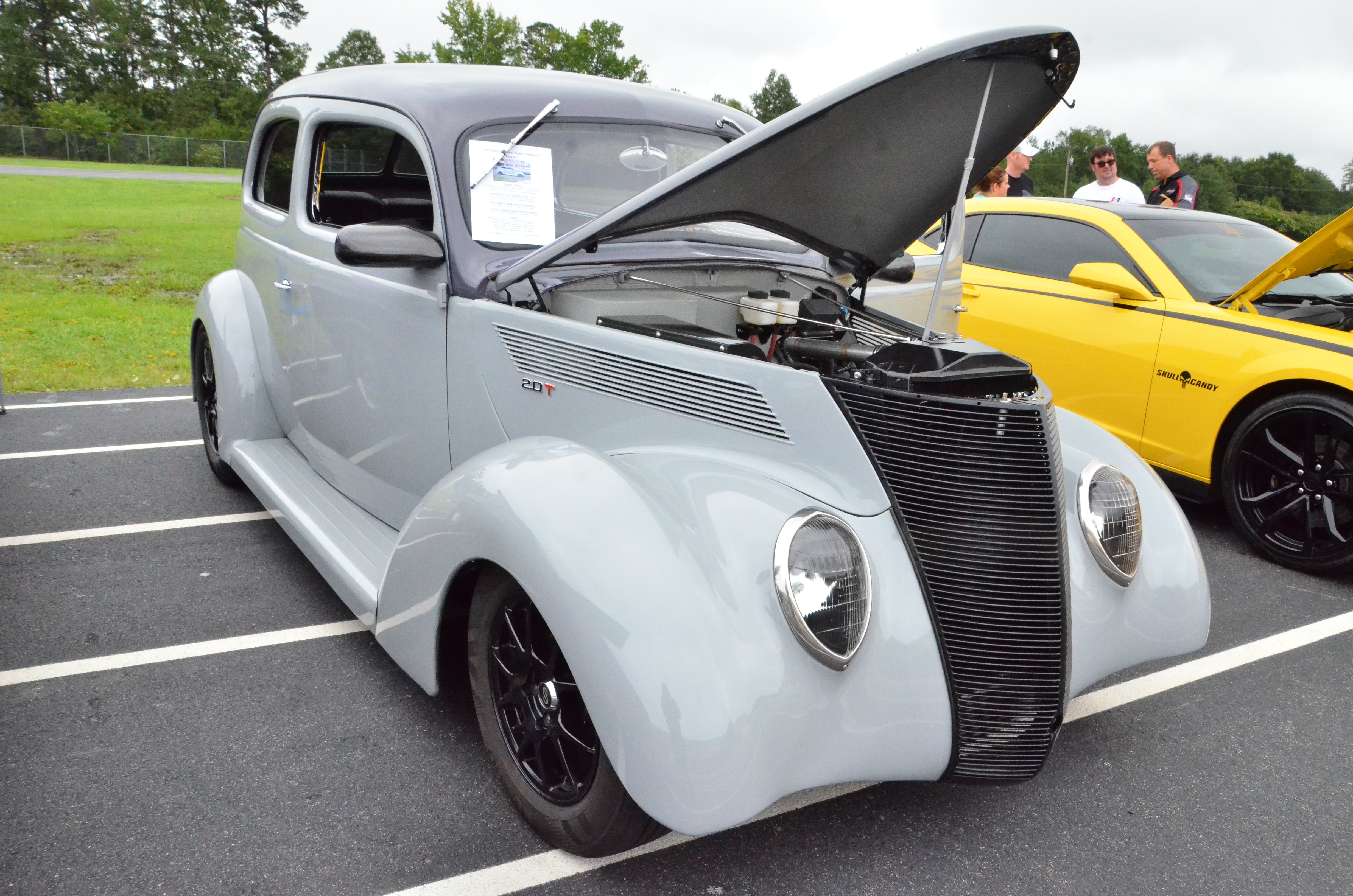1937 Ford Sedan Dares To Be Different With EcoBoost Power