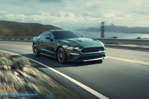 Driving The 2019 Bullitt Makes You Feel Like The King Of Cool